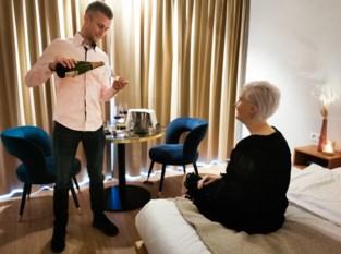 """Sterrendiner op hotelkamer: twee bekende horecazaken slaan handen in mekaar voor """"unieke beleving"""""""