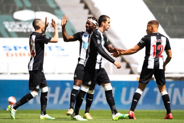 Te veel coronabesmettingen bij Newcastle: match tegen Aston Villa uitgesteld