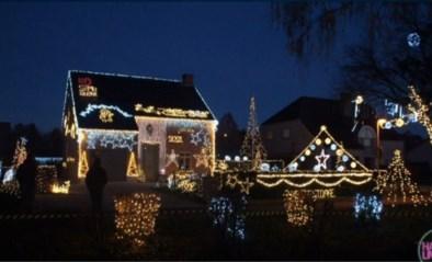"""Gezin uit Tessenderlo hangt liefst 64.000 kerstlampjes op: """"Twee maanden mee bezig geweest"""""""
