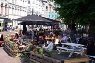 Toch wat goed nieuws voor Gentse horeca: extra terrassen mogen blijven staan tot april 2022