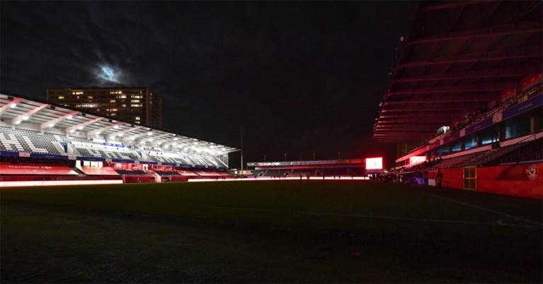Stroompanne verstoort belangrijke EK-kwalificatiewedstrijd van de Red Flames