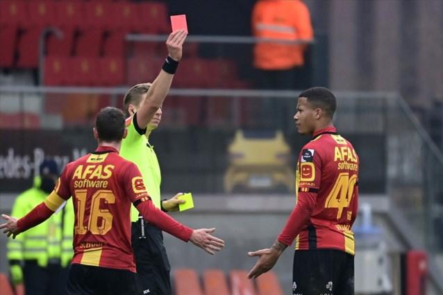 KV Mechelen in beroep tegen schorsingsvoorstel Aster Vranckx, Referee Department geeft VAR en ref gelijk