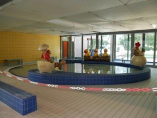 Zwembad Palaestra en mudel openen opnieuw voor publiek