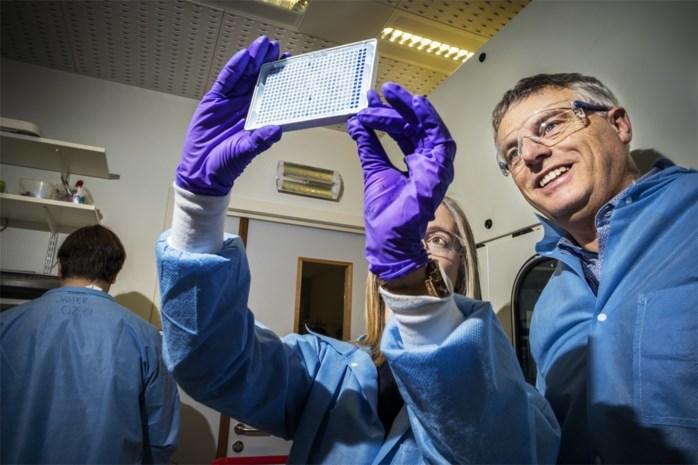 """Het werkt snel, er is maar één shot nodig, maar Leuvens vaccin komt pas in 2022: """"Toch is dat niet te laat"""""""