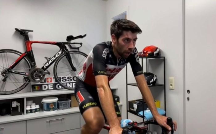 Dopingcontrole, filmpjes op de weegschaal en een hometrainer aan huis: dit moet weten over het allereerste virtuele WK wielrennen