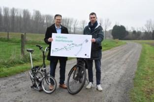 """Van Pajottenland naar Brussel via Volle Gaas-route: """"Geen fietssnelweg, wel vlotte doorfietsroute langs veilige wegen"""""""