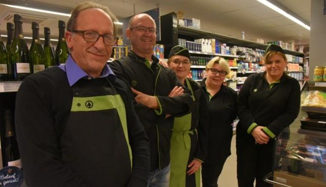 Moerbeke heeft nieuwe buurtwinkel: schoonbroers baten samen Spar uit
