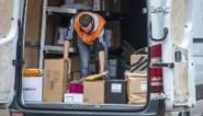 20.000 pakketjes en meer dan 100 bestelwagens doorkruisen Gent-centrum, elke dag