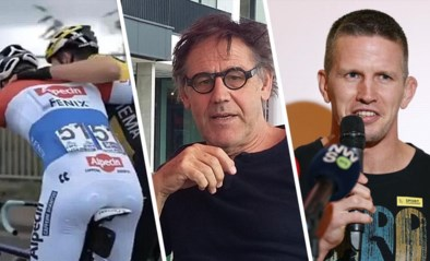 """Sportpsycholoog Bert De Cuyper kruipt in het hoofd van de topsporter: """"Van der Poel en Van Aert hebben het als klasbakken opgelost"""""""