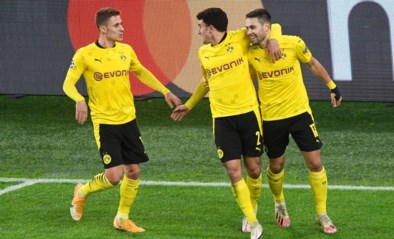 Thorgan Hazard helpt Club Brugge een handje, maar Dortmund kan zonder Haaland niet winnen van Lazio