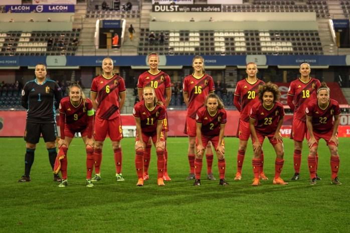 """Waarom EK-kwalificatie zo belangrijk was voor de Red Flames: """"Top tien in de wereld is haalbaar als we zo verder doen"""""""