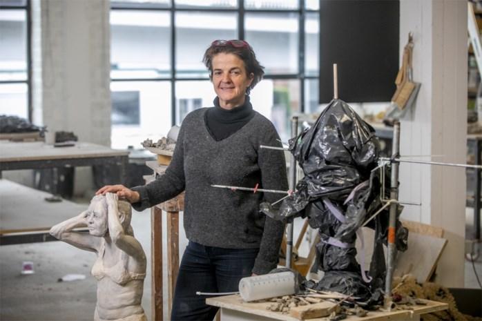 """Molse achter beeld voor Martine Tanghe: """"Ik wist van niets, maar het past perfect bij haar"""""""