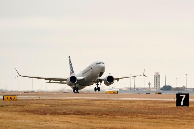 Eerste vlucht van Boeing 737 MAX met passagiers sinds midden maart 2019
