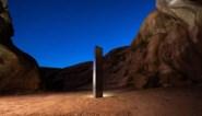 Mysterieuze monoliet in Utah is afgebroken
