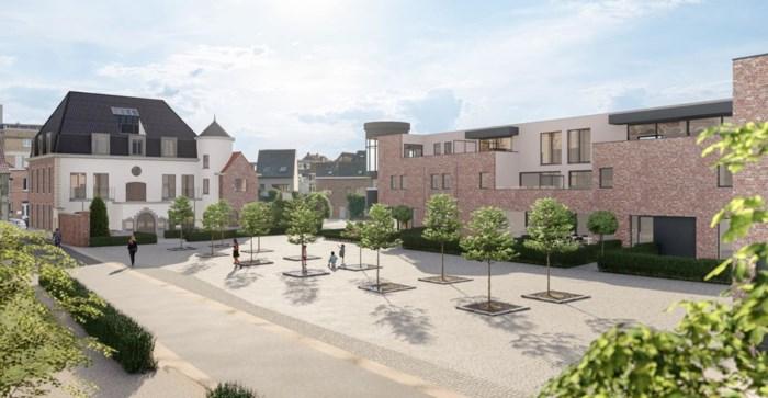 """Stad bekostigt plein aan Abdijkerk, tot frustratie van N-VA: """"Cadeau van 1 miljoen aan projectontwikkelaar"""""""