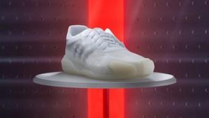 Adidas en Prada geven beelden vrij van hun tweede sneaker