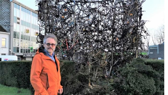 Wielermonument verdwijnt aan Rondpunt, maar zal herrijzen