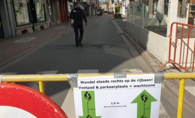 Stad voert looprichtingen en gratis kortparkeren in om winkelen veilig te houden