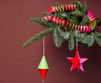 Budgetvriendelijke kerstversiering: zo maak je eenvoudig sterren van papier en karton