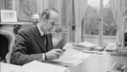 President Macron kondigt dag van nationale rouw af na overlijden Valéry Giscard d'Estaing