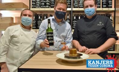 """Nieuw gebakje met madeira voor jarig kasteel: """"Geschiedenis van Heule samenbrengen in gastronomie"""""""