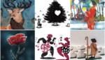 Mechelse kunstenaars maken kerstkaartjes