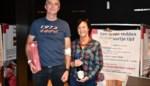 Renilde en Jurgen gaven samen al 200 maal bloed