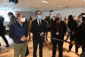 Justitie wil slachtoffers aanslagen 22 maart het proces van thuis uit laten volgen