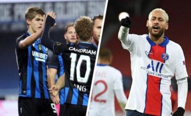 "Twee spelers van Club Brugge in Champions League-Elftal van de Week: ""We got your back, Neymar!"""