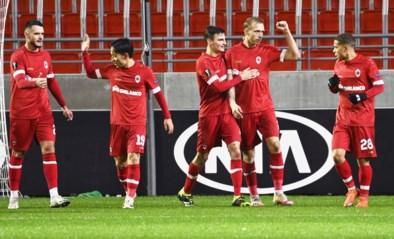 Antwerp overwintert Europees na verdiende zege en gaat volgende week op het veld van Tottenham voor groepswinst