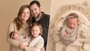 Langst ingevroren embryo ooit: pasgeboren meisje in theorie slechts anderhalf jaar jonger dan haar mama (29)