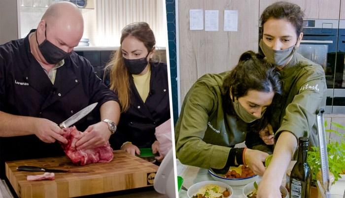 """Na 10 maanden kennen we eindelijk winnaars 'Mijn keuken mijn restaurant': """"Amper gemerkt dat corona in het land is"""""""