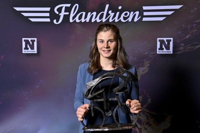 Flandrienne Lotte Kopecky start nu ook in de Scheldecross