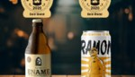 Brouwerij Roman pakt met Ename Pater en Ramon dubbel goud op Brussels Beer Challenge