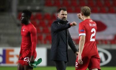 """REACTIES. Ivan Leko glundert na Antwerpse kwalificatie: """"Dit was als trainer genieten"""""""
