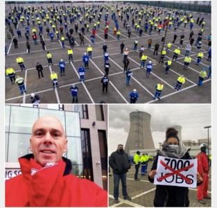 """Waarom Gunther mee op de barricades staat voor het behoud van Doel:""""Dertig jaar op de kerncentrale gewerkt en dan beslist de overheid dat alles dicht moet"""""""