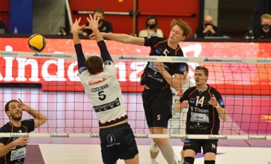 EUROMILLIONS VOLLEY LEAGUE. Leider Roeselare wint vlot in Aalst, Tectum Achel klopt Borgworm