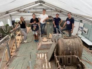 """Reddingboot uit 1948 klaar voor totaalrenovatie dankzij premie: """"We hebben die centen hard nodig"""""""
