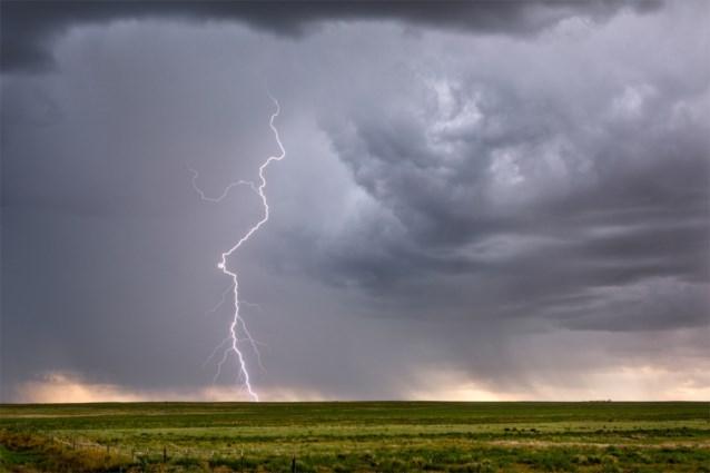 Nummer 1722 geactiveerd, KMI waarschuwt voor risico op storm