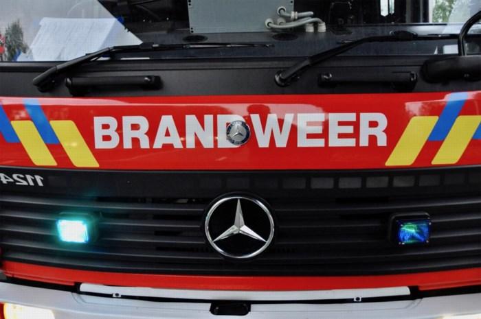 Brandweer rukt uit voor ontploffing in pelletkachel