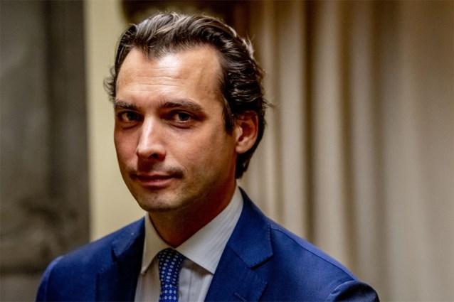 Thierry Baudet wint FVD-referendum met driekwart stemmen