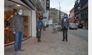 """Winkelen kan ook in Deinze weer, maar cijfers gaan de verkeerde richting uit: """"Schrik niet als de politie bij je aanbelt, ook met kerst en nieuw"""""""