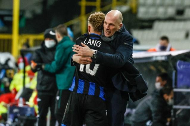 """Coach Clement kijkt alweer ambitieus vooruit met Club Brugge: """"We deden het in Madrid en Parijs, waarom niet in Rome?"""""""