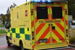 Hasseltse vrouw gewond bij ongeval
