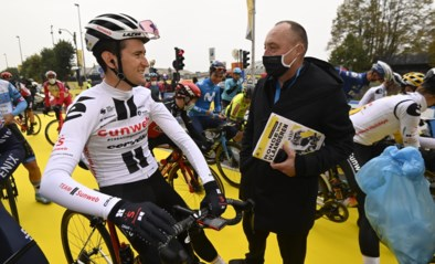 """Tiesj Benoot: """"Meer focussen op rittenkoersen van één week, ook Giro is mogelijkheid"""""""