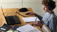 Online examens vlot verlopen, maar in januari toch weer op campus
