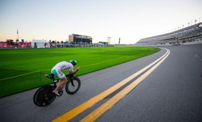 Alles afgelast in 2020, maar dit weekend wel strafste triatlon in jaren op iconisch racecircuit