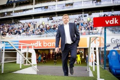 De werven van AA Gent-coach Hein Vanhaezebrouck volgens onze columnist Hein Vanhaezebrouck