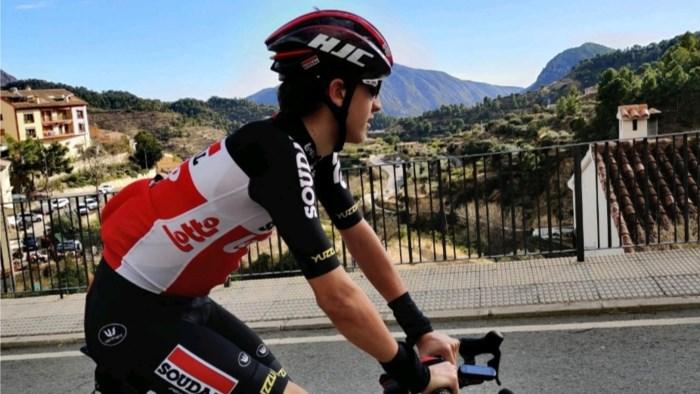 """Henri Vandenabeele (20) maakt zich op voor drie jaar bij Team Sunweb: """"Mijn droom wordt werkelijkheid"""""""