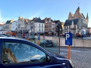 Al 275 boetes voor misbruik parkeerplaatsen voor personen met beperking